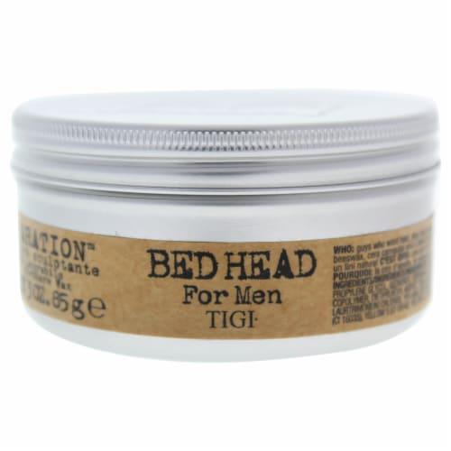 Tigi Bed Head B For Men Matte Separation Workable Wax 3 oz Perspective: front