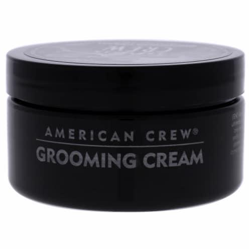 American Crew Grooming Cream 3 oz Perspective: front