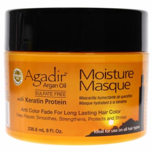 Agadir Argan Oil Moisture Masque 8 oz Perspective: front