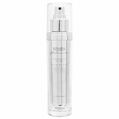 Kenra Platinum Silkening Gloss Hair gloss 2.26 oz Perspective: front