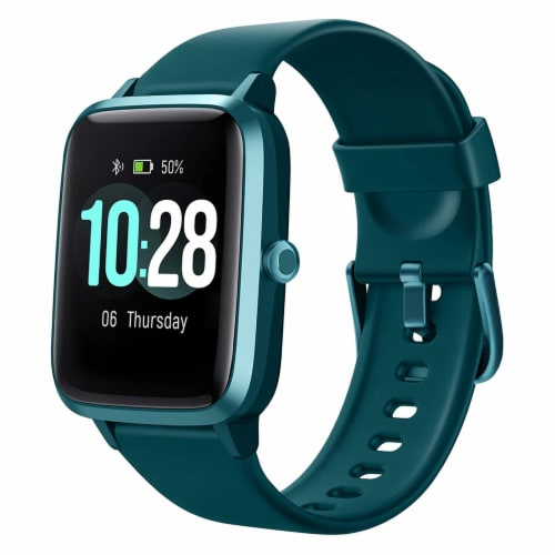 Letsfit ID205L Smartwatch Heart Rate & Activity Monitor - Green Perspective: front