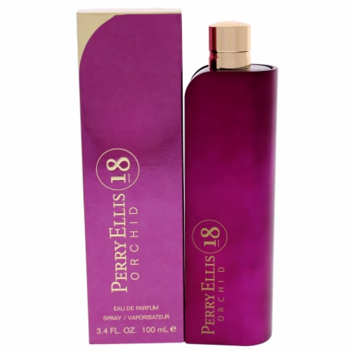 Perry Ellis Perry Ellis 18 Orchid EDP Spray 3.4 oz Perspective: front