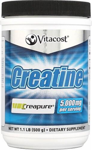 Vitacost  Creatine Powder Creapure(R) Perspective: front