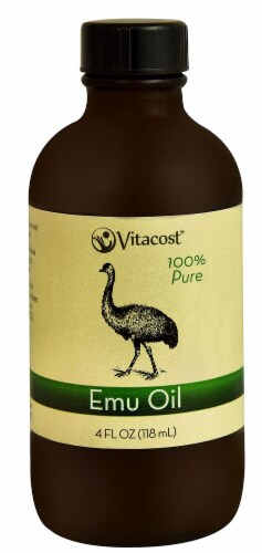 Vitacost  Essential Oils 100% Pure Emu Perspective: front