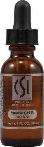 CSI  Vitamin C + 12% Youth Serum - Non-GMO Perspective: front