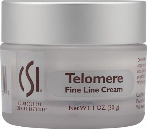 CSI  Telomere Fine Line Cream - Non-GMO Perspective: front