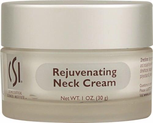 CSI  Rejuvenating Neck Cream - Non-GMO Perspective: front