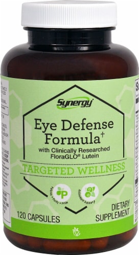 Vitacost  Synergy Eye Defense Formula† Perspective: front