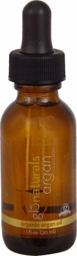 Vitacost - Glonaturals Argan Collection Organic Argan Oil Perspective: front
