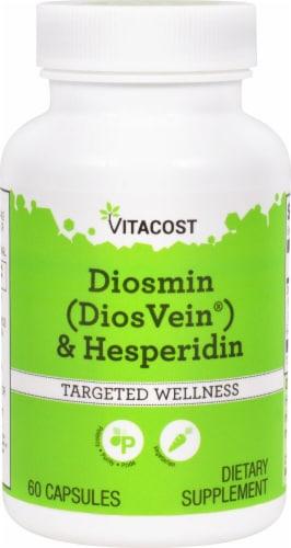 Vitacost  Diosmin (DiosVein®) & Hesperidin Perspective: front