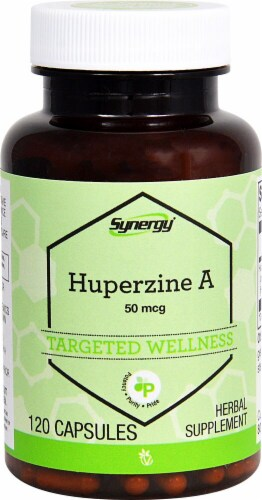 Vitacost  Synergy Huperzine A Perspective: front