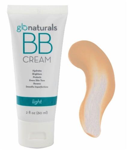 Vitacost Glonaturals Light Color BB Cream Perspective: front