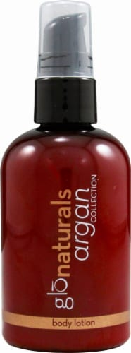Glonaturals  Argan Collection - Body Lotion - Non-GMO Perspective: front