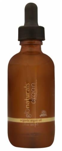 Vitacost Glonaturals Argan Collection Organic Argan Oil Perspective: front