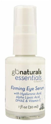 Glonaturals Essentials Firming Eye Serum Perspective: front