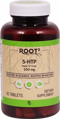 Vitacost  Root²  5-HTP Sustained Release Perspective: front