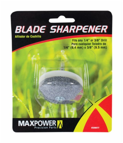 Maxpower Precision Parts Blade Sharpener  339077 Perspective: front