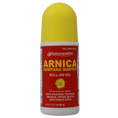 Arnica Montana Nartex Roll-On Gel Perspective: front