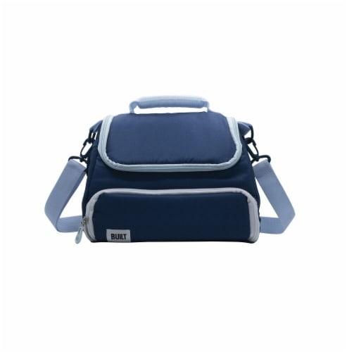Built Prime Lunch Bag - Poseidon Perspective: front