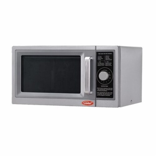 General GEW1000D Microwave Dial Control Perspective: front