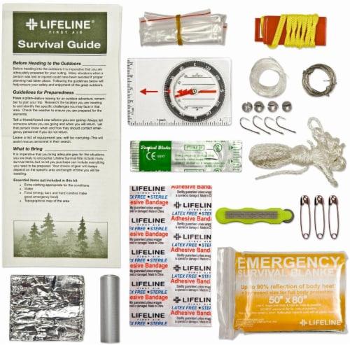 Lifeline Ultralight Survival Kit Perspective: front