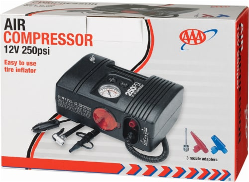 AAA Air Compressor Perspective: front