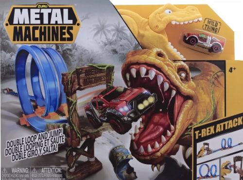 Zuru Metal Machines T-Rex Attack Perspective: front