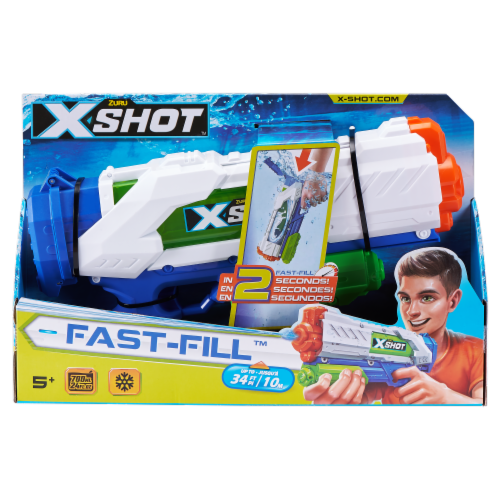 Zuru X-Shot Water Warfare Hydro Jet Perspective: front