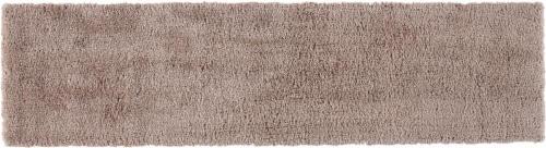 Feizy Micro Cotton Floor Runner - Beige Perspective: front