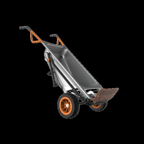 Worx WG050 Aerocart Perspective: front