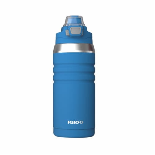 Igloo Personal Locking Lid Jug - Blue Perspective: front