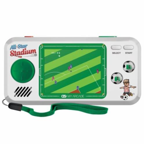 Bionik DGUNL-3275 All-Star Stadium Pocket Player, Green Perspective: front