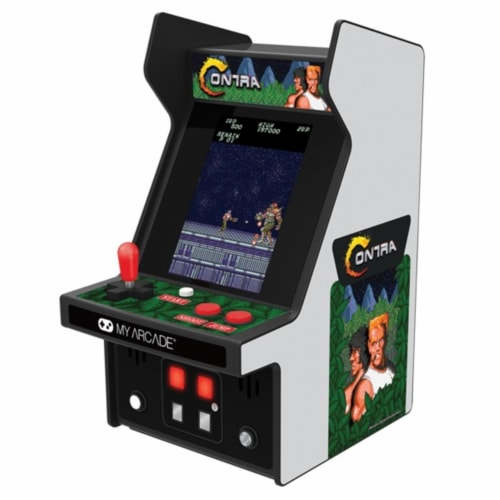 Contra(R) Micro Player(TM) Perspective: front