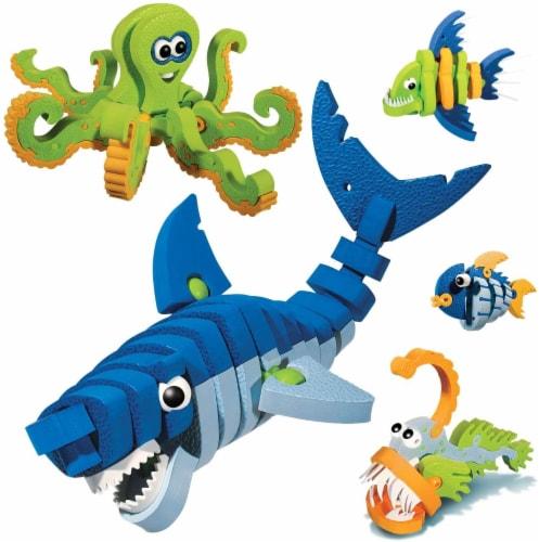 Bloco - Marine Creatures Perspective: front