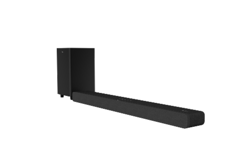 TCL Alto 8 Soundbar with Wireless Sub Perspective: front