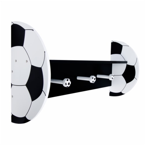 Trend Lab - Soccer Wall Shelf Perspective: front