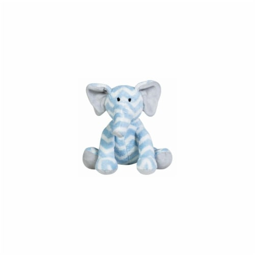 Trend-Lab 102664 Elephant Plush Toy Perspective: front