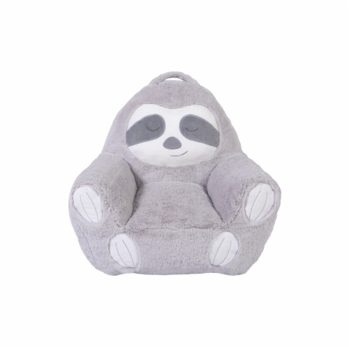 Cuddo Buddies Sloth Plush Chair Perspective: front