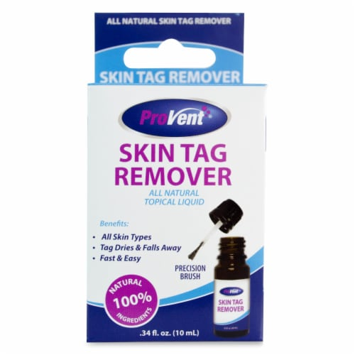 ProVent Skin Tag Oil Perspective: front