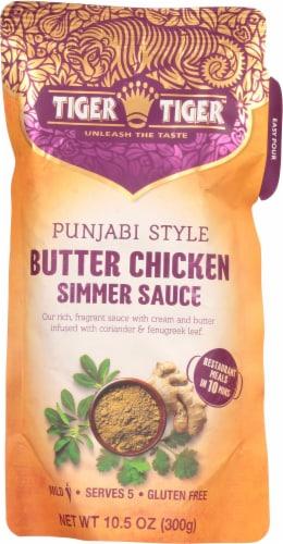 Tiger Tiger Mild Punjabi Style Butter Chicken Simmer Sauce Perspective: front