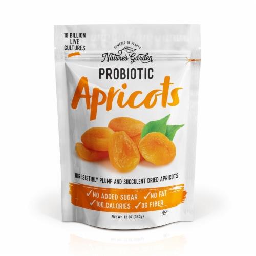Nature's Garden Probiotic Apricots Perspective: front