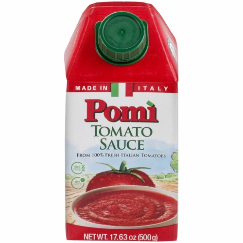 Pomi Tomato Sauce Perspective: front