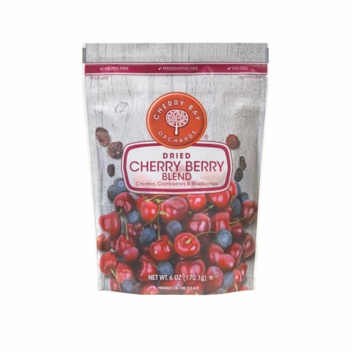 Cherry Bay Orchards Cherry Berry Blend Perspective: front