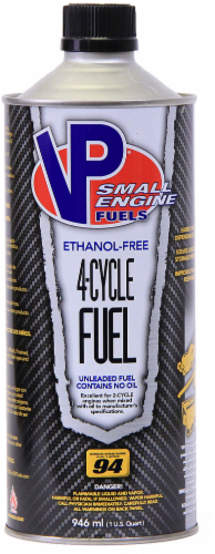 VP Small Engine Fuels Ethanol Free 4-Cycle Fuel Perspective: front