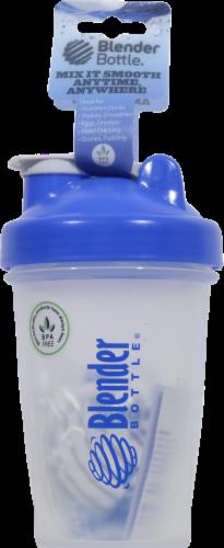 BlenderBottle® - Blue Perspective: front