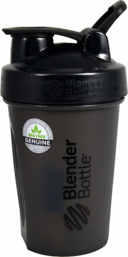 BlenderBottle® Classic Bottle with Loop - Black Perspective: front
