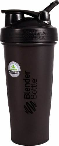 BlenderBottle® Classic Bottle with Loop - Black Perspective: front