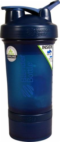 BlenderBottle  ProStak™ 22 oz Navy Perspective: front
