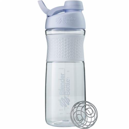 BlenderBottle® SportMixer Twist Bottle Perspective: front