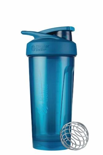 BlenderBottle® Strada Tritan Bottle - Blue Perspective: front